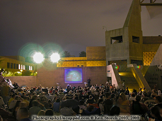 The ASU Art Museum Short Film and Video Festival back in 2005