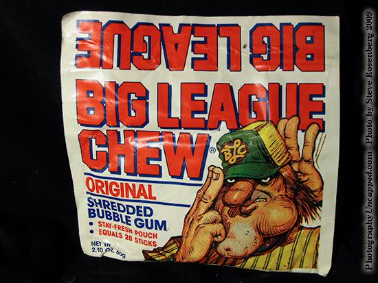 Big League Chew Shredded Bubble Gum