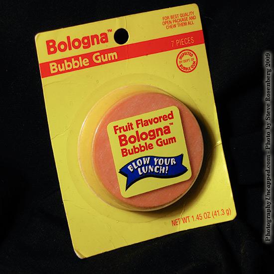Fruit Flavored Bologna Bubble Gum