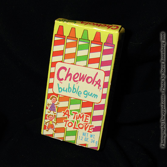 Chewola Bubble Gum