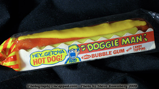 Hey...Getcha Hot Dog Swell Bubble Gum