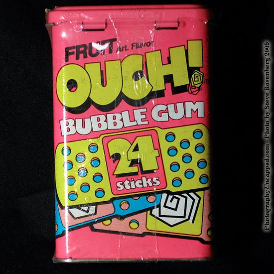 Ouch Pop Bubble Gum bandages