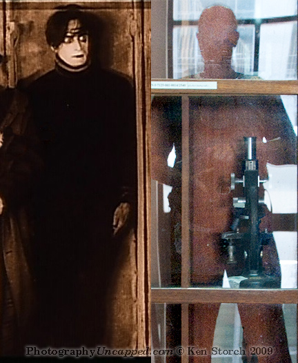 Caligari and Kenny