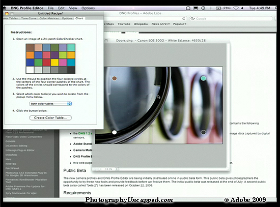 Adobe Photoshop Product Manager Bryan O'Neil Hughes Demo detail