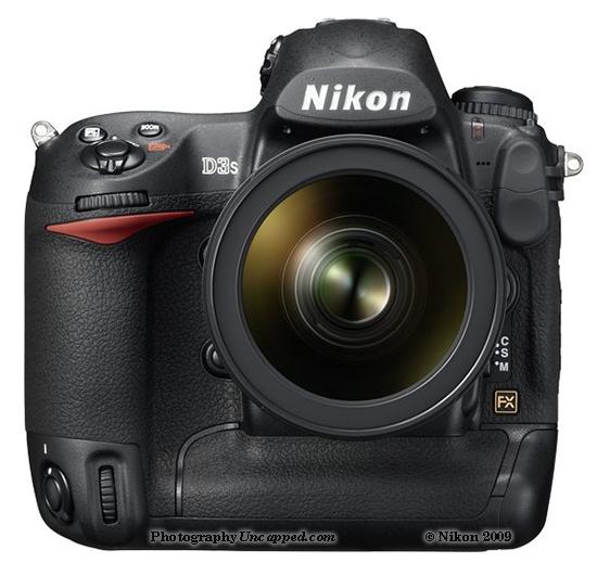 Nikon D3S FX DSLR