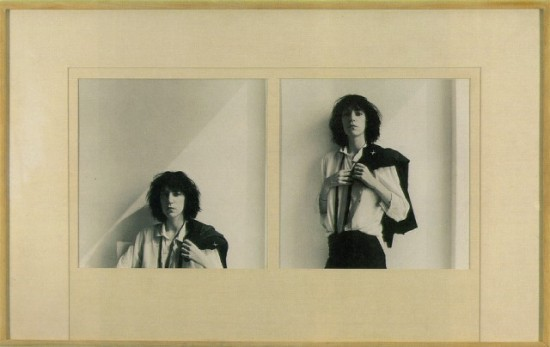 Patti Smith Horses. Photographs of Patti Smith