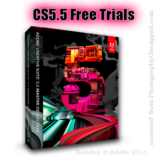 Adobe cs5. 5 is out! | prodesigntools.