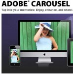 Adobe Announces Carousel  Mobile App - Lightroom for Devices