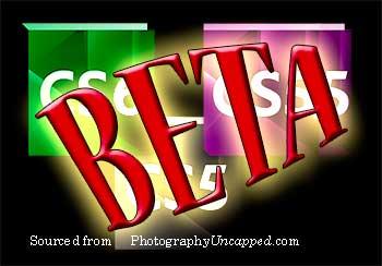 Adobe Photoshop Beta Tester CS6 CS6.5 CS7