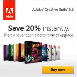 Adobe Upgrade for 20% Off - for a limited time