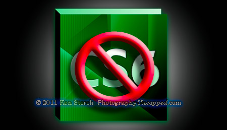 Photoshop CS6 New Features - NOT!