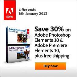 adobe elements 10 premiere 10 free shipping