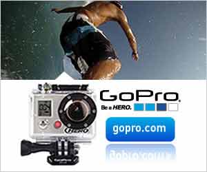 GoPro Shockproof & Waterproof digital cameras