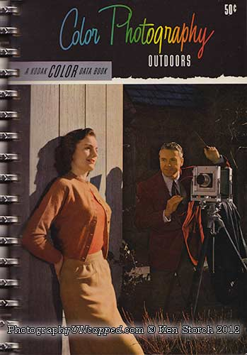 Kodak Color Handbook - Color Photography Outdoors