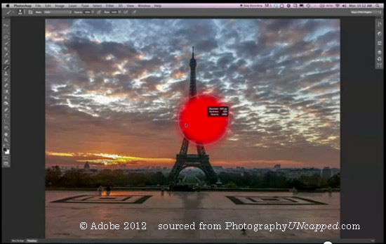 Rich Cursor Support - Adobe Photoshop CS6 - Camera Raw 7 - New Features - Sneak Peek