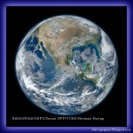 High Definition Photo Image of Earth - Blue Marble