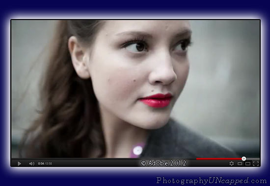 Photoshop New Future Video Features – Slightly Hidden Sneak Peek – Photoshop Next? CS6?