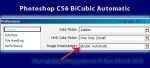 What is the New BiCubic Automatic Feature in Adobe Photoshop CS6 ?