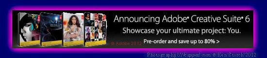 Pre-order Adobe CS6 Photoshop Master Collection