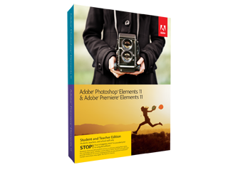 Adobe Photoshop Elements 11 + Premiere Elements 11