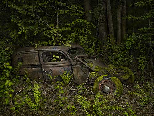 Peter Lippmann – Paradise Parking