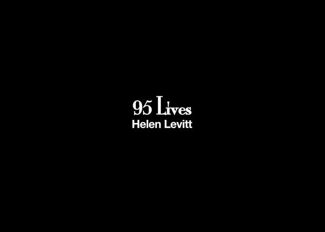 Helen Levitt - 95 Lives - Documentary