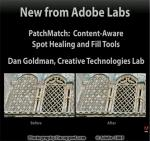 New Adobe Photoshop Content Aware Fill Technology Coming in Photoshop CS5