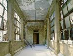Ellis Island Ghosts of Freedom Photography Exhibit by Stephen Wilkes at The Steuben Gallery